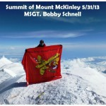 bobby summit of mt. mckinley